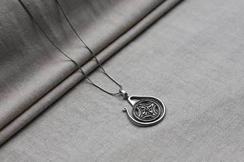 Miao Pendant Necklace (Small)