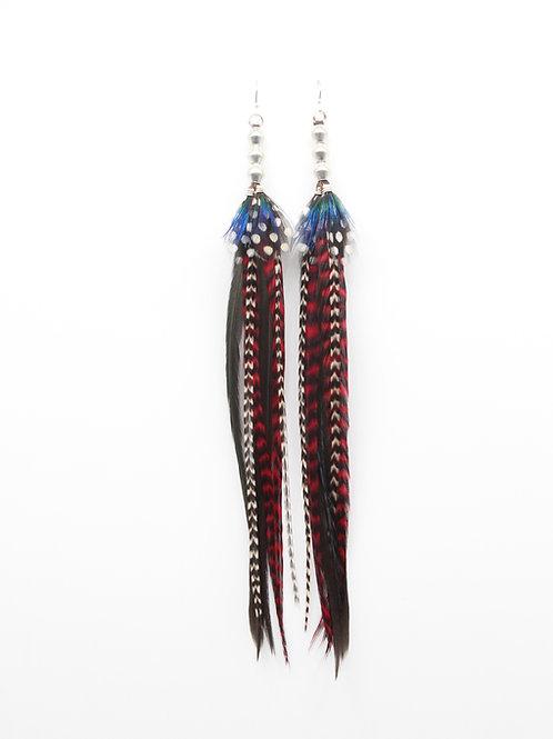 Long Earrings Roller