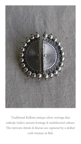 Kolkata Earrings