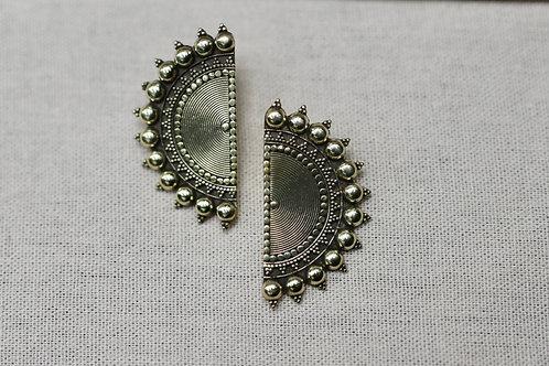 KolKata Earrings Brass