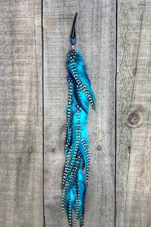 Hair Clip Turquoise