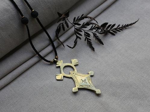 Tuareg Cross Necklace
