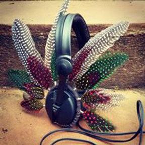 DJ Feather Cuff