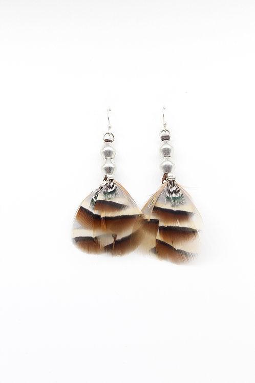 Short Earrings French Partridge