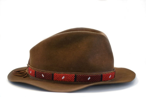 Hat Band (M) Red