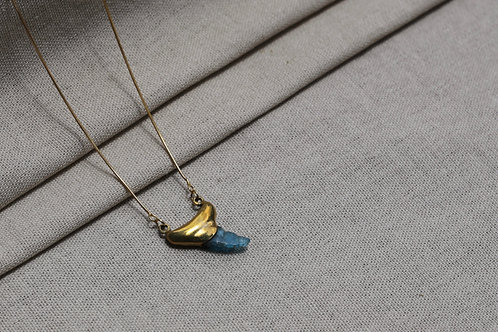 Apatite Ocean Blue Necklace