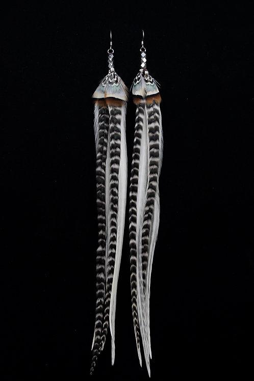 Long Earrings French Partridge