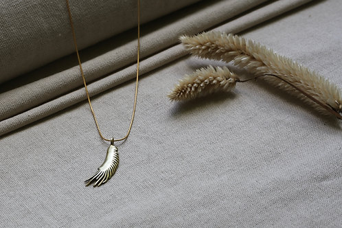 Vulture Wing Necklace