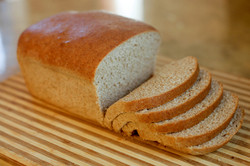 Sweet & Delicious Whole Wheat Loaf