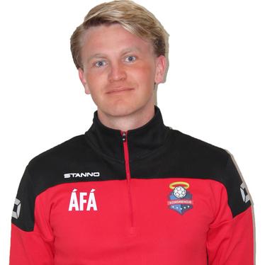Ásgeir Frank Ásgeirsson
