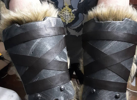 Mjoll the Lioness Bracers