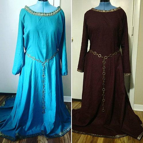 Medieval Maiden Gown