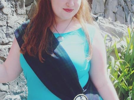 Merida, Brave Dapper Day Dress