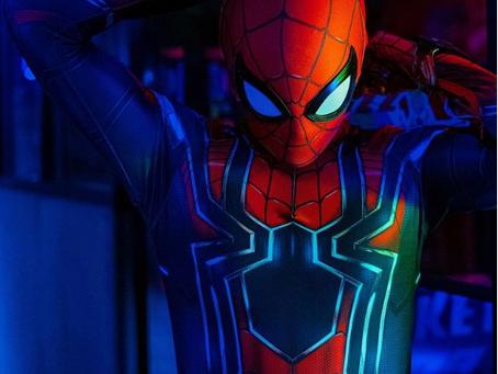 Meet SpidermanCarolina!