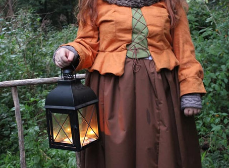 Outlander Inspired Cosplay
