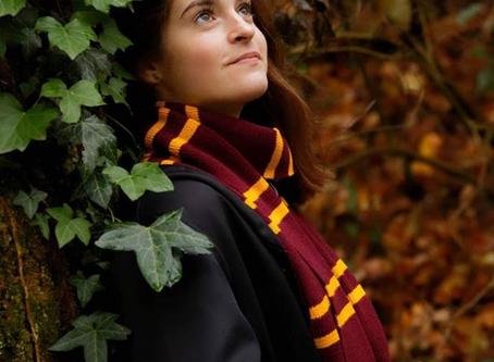 Meet Cosplay Hermione!