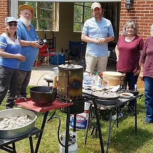 Dutch Oven Cooking Class