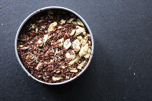 Ginger, Coconut, Rooibos