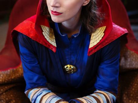 Meet Doctor Lindsay Strange!