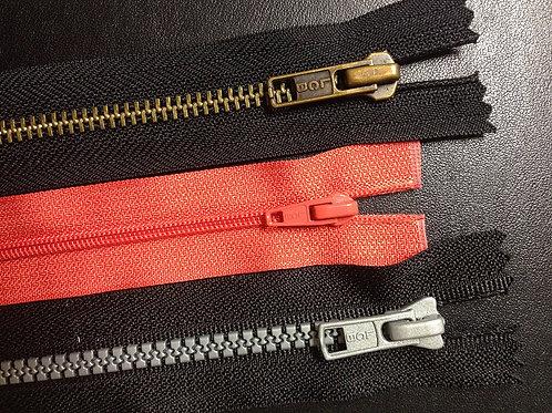 Installing Zipper Techniques
