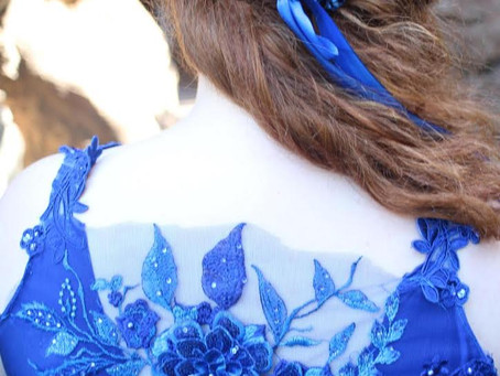 Will O' The Wisp Dapper Day Dress