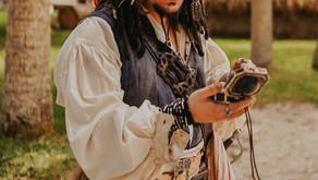 Captain Jack Sparrow cosplay build