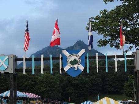 Grandfather Mountain Highland Games 2019