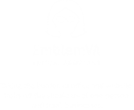EmblemVA Virtual Assitant logo