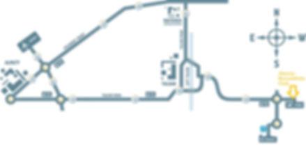 карта маршрута Almaty Horse&Polo Club
