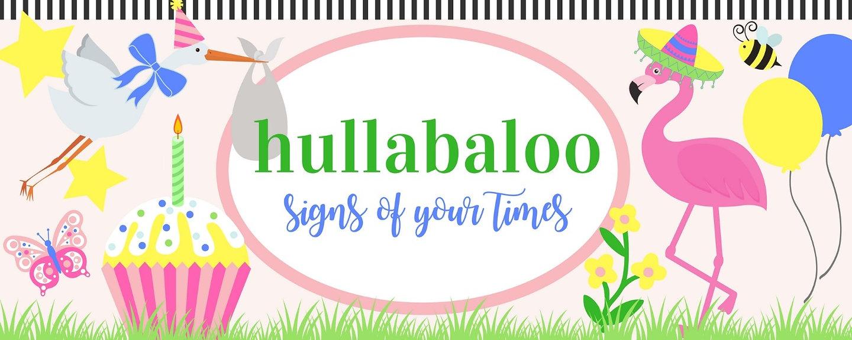 stork sign baby birth birthday flamingo cupcake yard rental sibling star butterfly ballons hullabaloo signs of your times