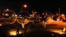 Bomber firing up