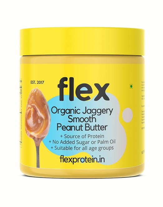 Organic Jaggery Smooth Peanut Butter
