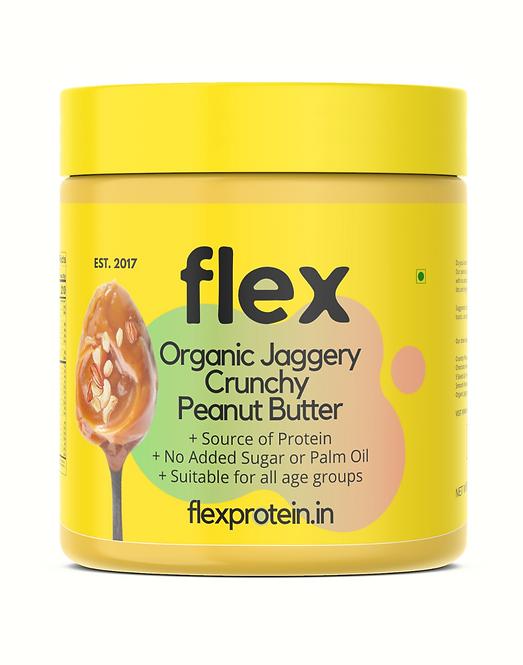 Organic Jaggery Crunchy Peanut Butter