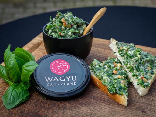 Kräuter-Wagyu Pesto