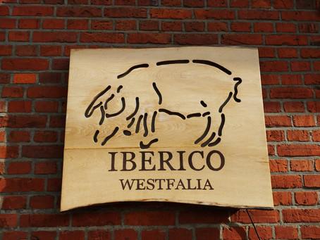 Besuch bei Iberico Westfalia - Hof Vincke
