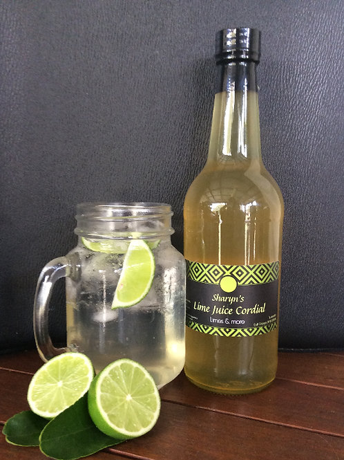 Lime Juice Cordial 500ml