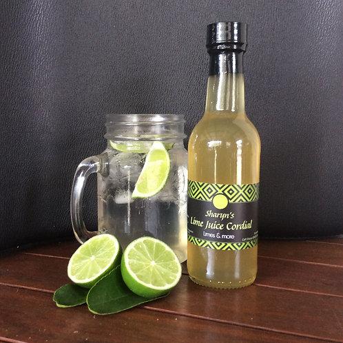 Lime Juice Cordial 250ml