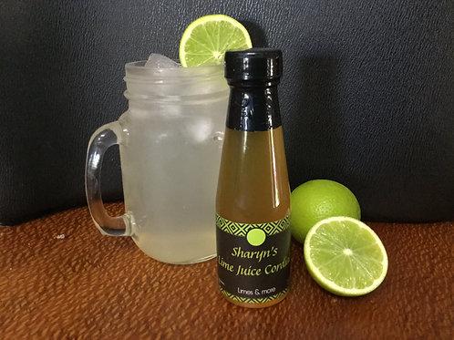 Lime Juice Cordial 100ml