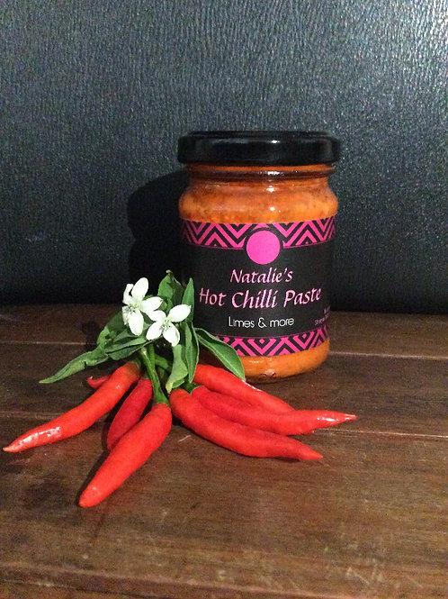 Hot Chilli Paste 100g