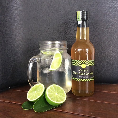 Lime Juice Syrup 250ml