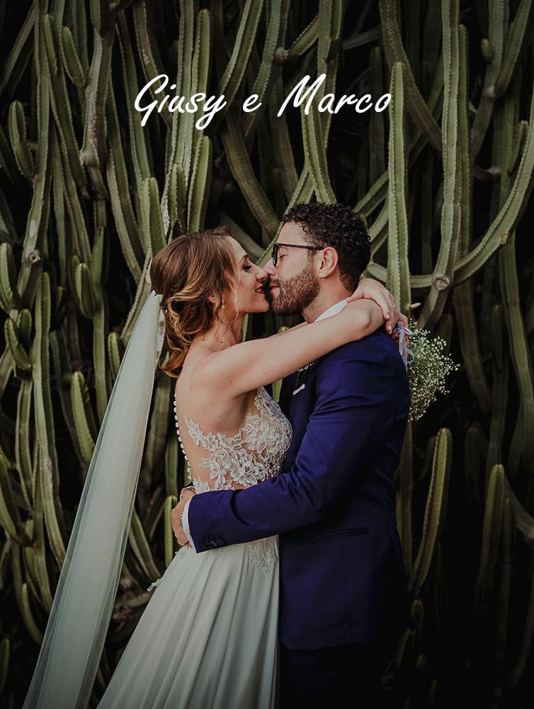 Giusy e Marco