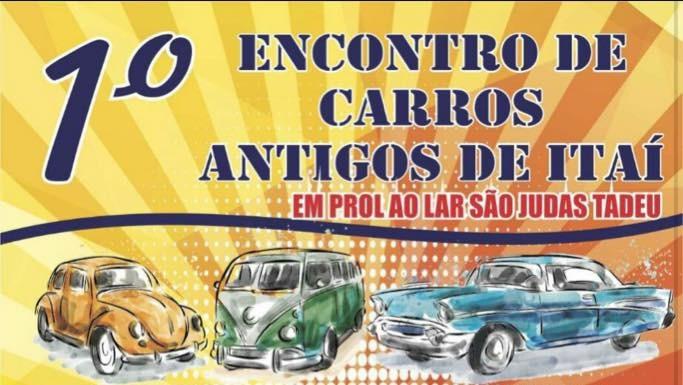 1º Encontro de Carros Antigos