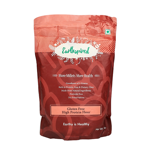 Earthspired Gluten Free High Protein Flour 1kg