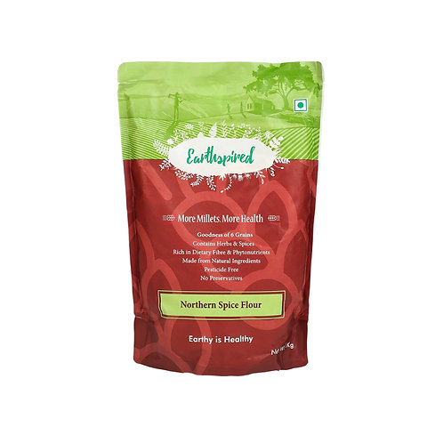 Earthspired Northern Spice Flour 1kg