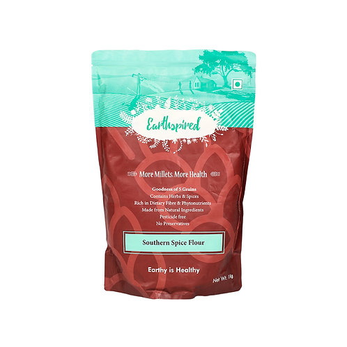 Earthspired Southern Spice Flour 1kg