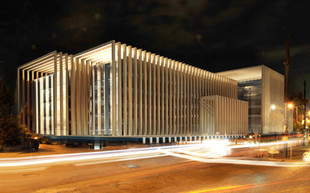 SHIPPING OFFICE BUILDING, COMPETITION PROPOSAL