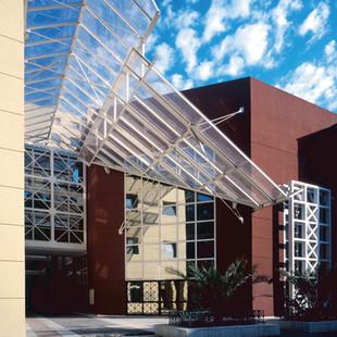 PANTEION UNIVERSITY, NEW BUILDING EXTENSION