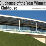 2020 Clubhouse of the Year Winners: New Public Clubhouse