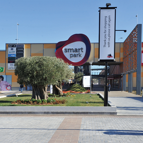 aeter architects, smart park