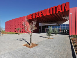 METROPOLITAN EXPO ATHENS
